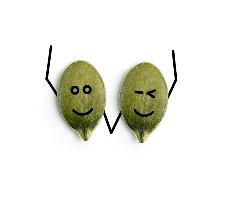 Perky Pumpkin Seeds