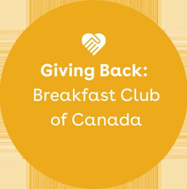Laid Back Snacks Breakfast Club of Canada