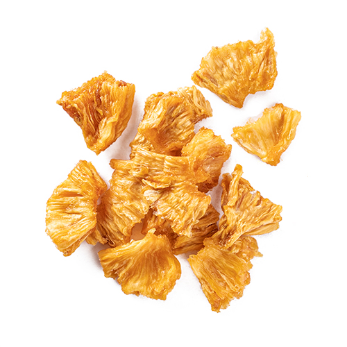Maui pineapple snack mix