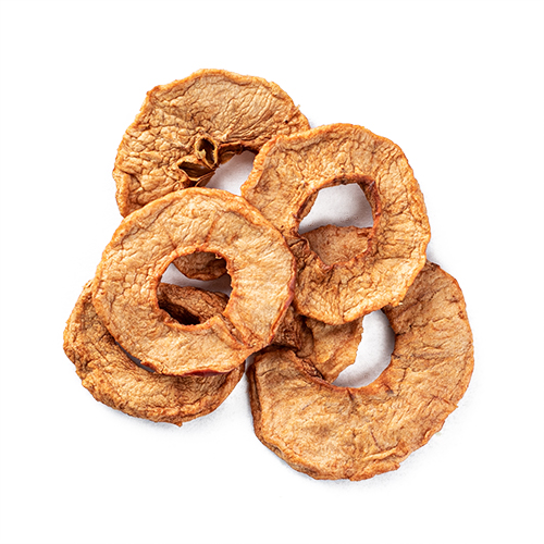 orchard apple rings snack mix
