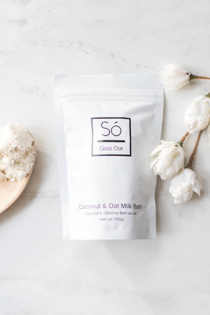 Coco Oat Milk Bath from So Luxury