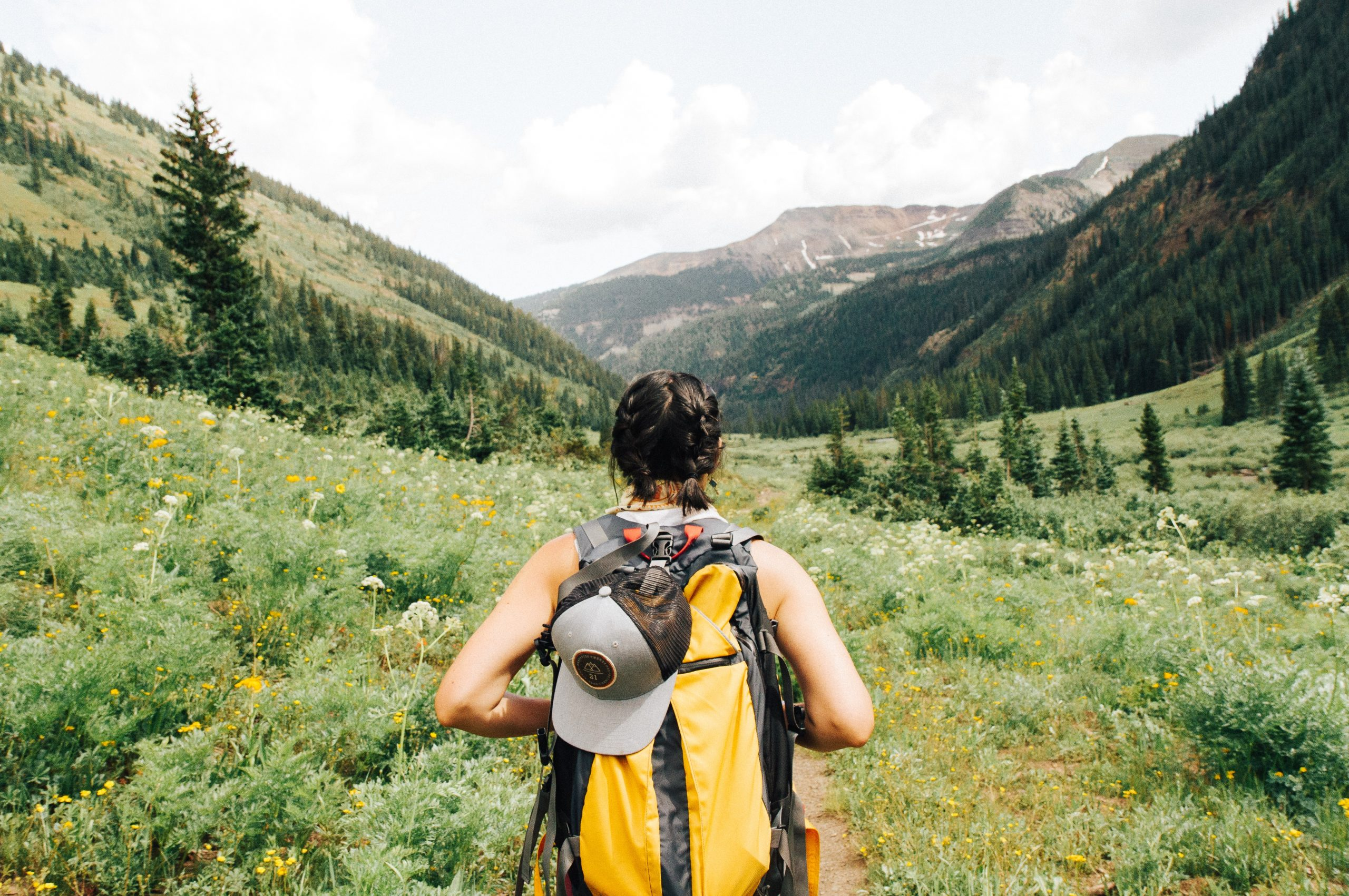 Hiking Trails and Snacks to take on them