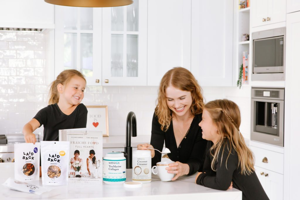 Laid Back Snacks is donating 10% online sales to Mamas for Mamas